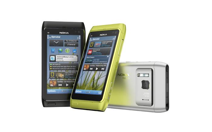 Nokia N8 / Copyright© Nokia 2010 / www.nokia.com